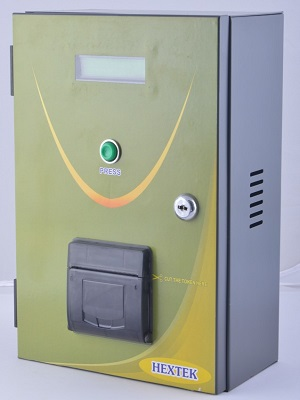 Dispenser-manual
